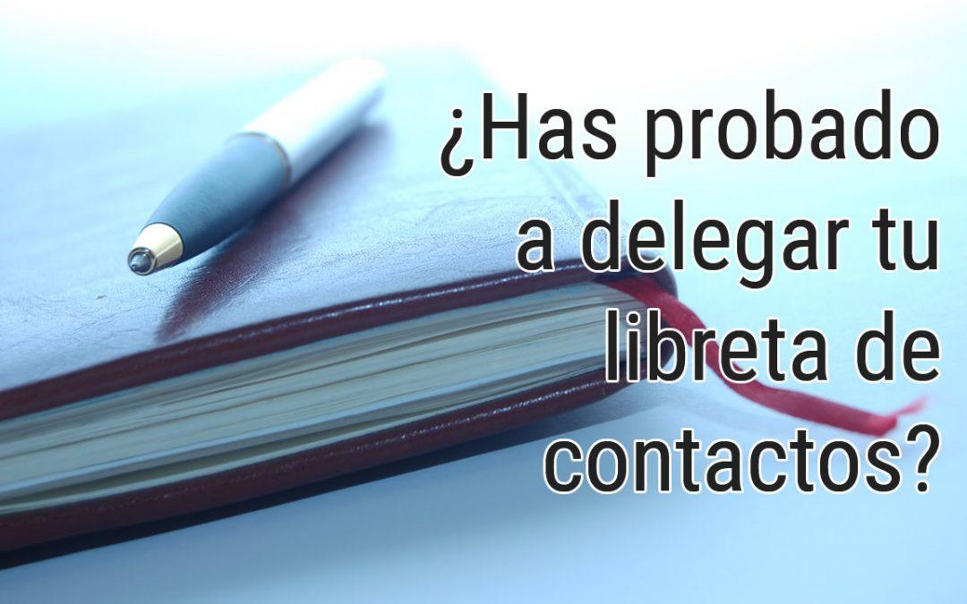 Delegar acceso a Contactos G Suite
