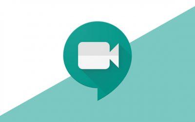 Videoconferencias con Meet